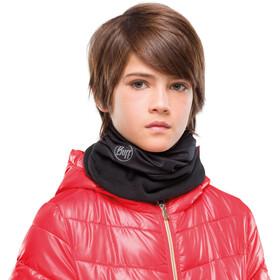 Buff Tour de cou en polaire Adolescents, solid black